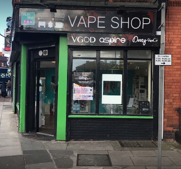 Buy Vape kits , vape eliquids in liverpool