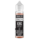 King Bellman 50ml E Liquid by Charlie Chalk Dust