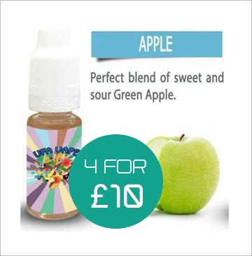 UFA Vape Apple 10ml