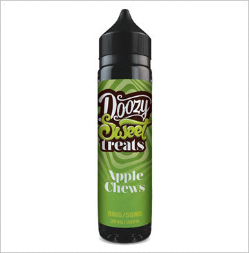 Doozy Vape Co - Sweet Treats 50ml E-Liquid - Apple Chews