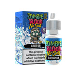Blueberry Gum 10ml Nicsalt Eliquid by Zombie Blood