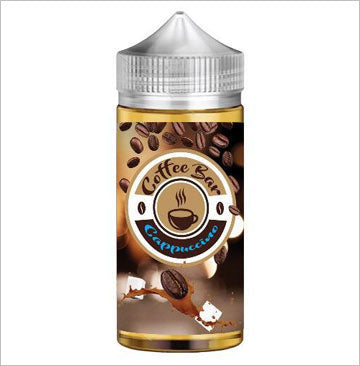 Coffee Bar 100ml Liquid - Cappuccino