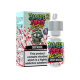 Cherry Menthol 10ml Nicsalt Eliquid by Zombie Blood