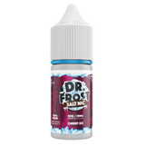 Cherry Ice 10ml 20mg Nicotine Salt E-Liquid by Dr. Frost