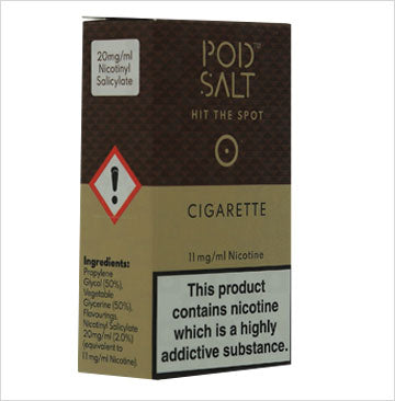Cigarette by Pod Salt E-Liquid