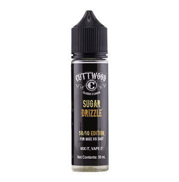 Cuttwood 50/10 Edition - Sugar Drizzle 50ml