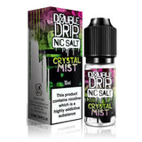 Crystal Mist 10ml Nicotine Salt E-Liquid by Double Drip