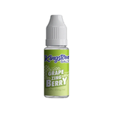 Grape Zingberry 10ml Nic Salt E-Liquid By Kingston