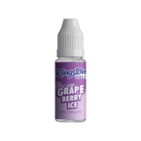 Grapeberry Ice 10ml Nic Salt E-Liquid By Kingston