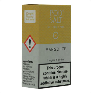 Mango Ice by Pod Salt E-Liquid