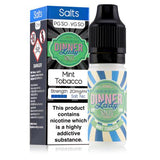 Mint Tobacco 10ml 20mg Nic Salt by Dinner Lady