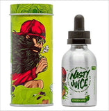 Green Ape 50ml Shortfill E-Liquid by Nasty Juice
