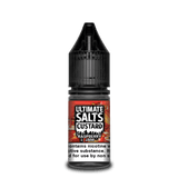 Raspberry Jam 10ml Nicsalt Eliquid by Ultimate Salts Custard