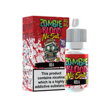 Red A 10ml Nicsalt Eliquid by Zombie Blood
