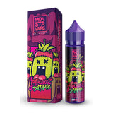 Strawz Apple Shortfill 50ml E liquid by MonstaVape