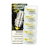 Wocket Replacement coils by Snowwolf (5 Pack)