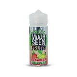 Fruits Strawberry Lime Pear 120ml Shortfill E-Liquid by Moor Seen