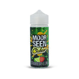 Cider Strawberry & Lime 120ml Shortfill E-Liquid by Moor Seen