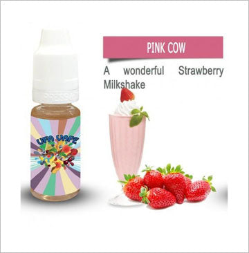 UFA Vape Pink Cow 10ml