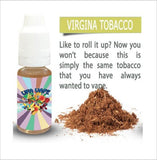 UFA Vape Virginia Tobacco 10ml
