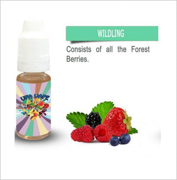 UFA Vape Wildling 10ml