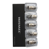 Wismec WM01 Single 0.4Ohms Head (5/Pack)