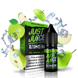 Apple & Pear On Ice 10mll 20mg Nicotine Salt E-Liquid by Just Juice