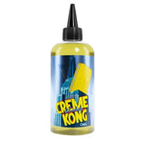 Blueberry 200ml Shortfill E-liquid by Creme Kong