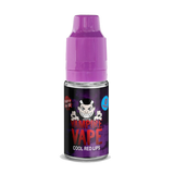 Cool Red Lips 10ml E-Liquid by Vampire Vape - Pack of 5