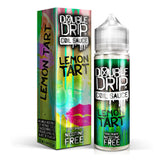 Double Drip Lemon Tart Short Fill E-Liquid 50ml