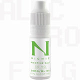 Flavourless Nic Salt 10ml E Liquid by NICNIC