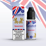 Signature Spearmint 10ml Eliquid
