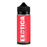 Tropical Punch 100ml Shortfill E Liquid BY Exotica