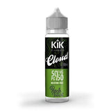 Peach Twist 50ml Shortfill E-Liquid by Kik Cloud