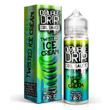 Double Drip Twisted Ice Cream ShortFill E-Liquid 50ml
