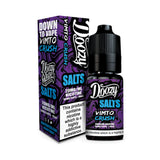 Doozy Vimto Crush 10ml Nic Salt Eliquid