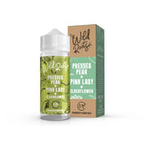 Pressed Pear, Pink Lady & Elderflower by Wild Roots - 100ml 0mg