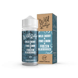 Wild Cherry, Fino Lemon & Frozen Blueberries by Wild Roots - 100ml 0mg