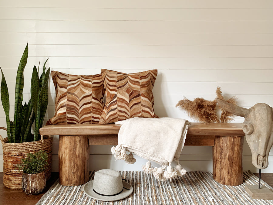 Show_Cushions_Leather_Garth_Cushions_On_Bench