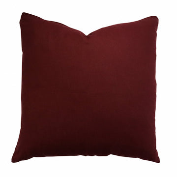 Show_Cushions_Cotton_Linen_Blend_Euro_Cushion_Cover_Merlot