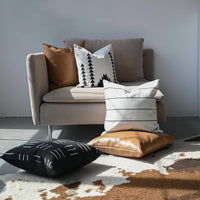 Bundle of 5 Cushion Covers