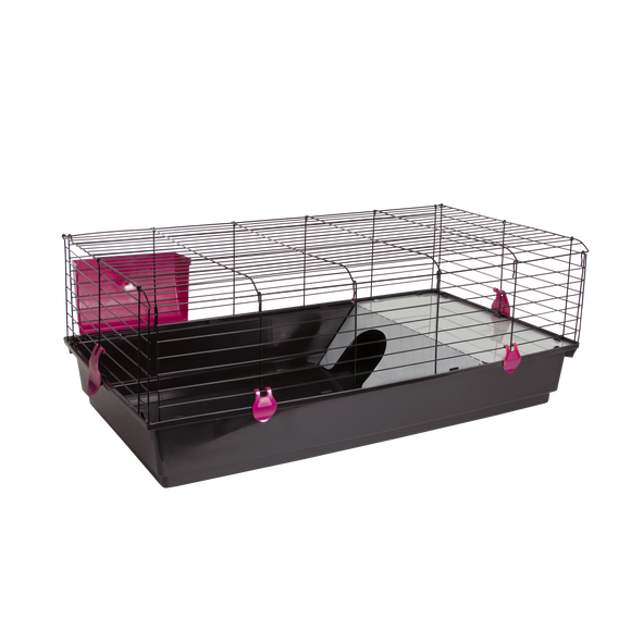 536N1 (Rabbit Cage w/ Accessories-40x22x18