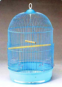 "1588 (16"" Round Cages (#420).  Mixed colors. 6 per box.)"