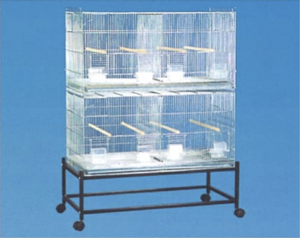 "2481 (36x18x18""H Galvanized Breeder. 2 per box.)"