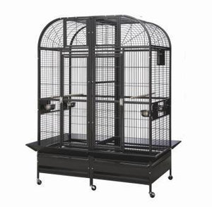 "36432Abk (Huge 64""x32"" cage black. 1.0"" Bar Spacing)"