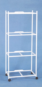 4134BLK (24X16 4 SHELF STAND)