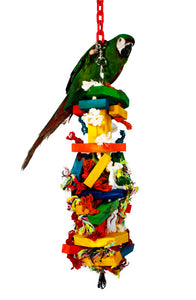 "PB11195A (Bird Toy. Size: 24""H*8""W. 8 PER CASE.)"