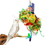 PB17010A (Bird Toy, Foraging Star. 72 PER CASE)