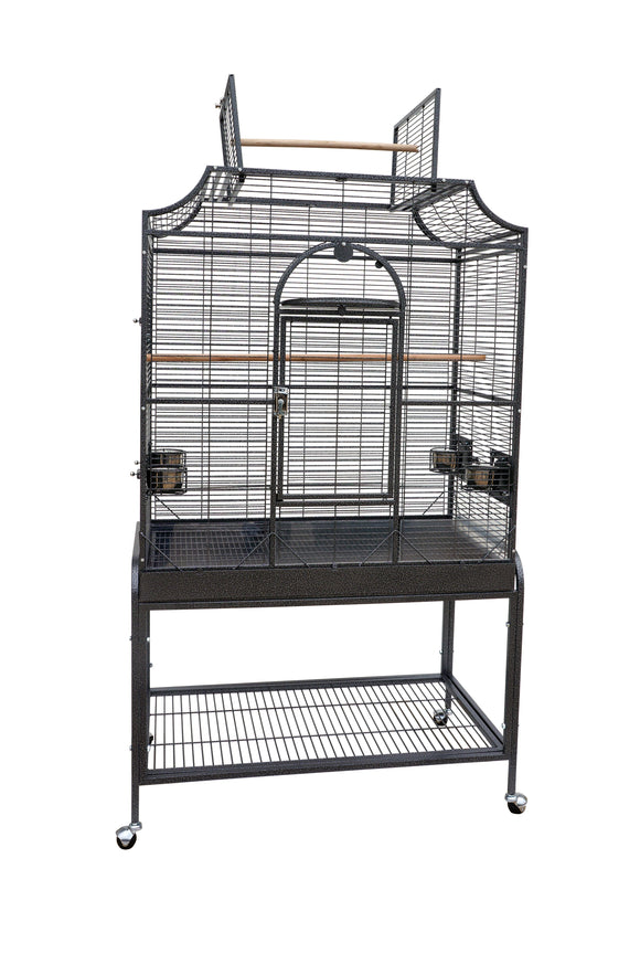 73823wh (Flat Top Cage. 38x23x69