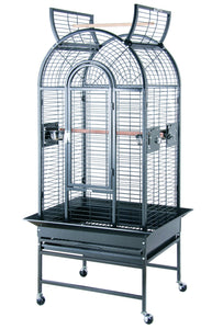 "22622wh (Iron Cage with Opening top 26""x22"". White)"